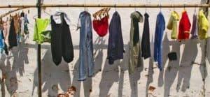 Stockflecken entfernen aus Stoffen und Kleidung