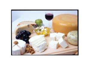 Verschiedene Käsesorten eignen sich unterschiedlich gut zum Einfrieren