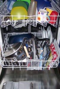 Eine saubere Spülmaschine - so soll es sein!