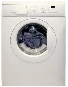 Eine stinkende Waschmaschine lässt sich mit Hausmitteln wie Essig und Zitronensäure einfach reinigen