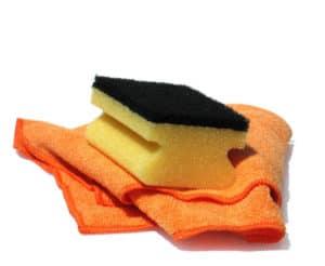 Simple Hilfsmittel um die Geschirrspülmaschine rein zu halten