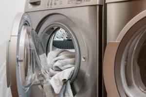 Waschmaschinen lassen sich mit einfachen Hausmitteln wieder sauber bekommen